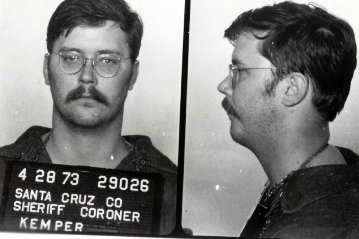 SERIAL KILLER OF THE WEEK: Edmund Kemper